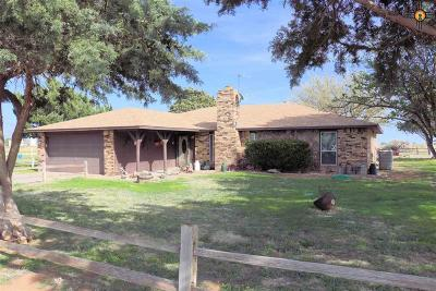 Clovis Single Family Home For Sale: 812 Cr L