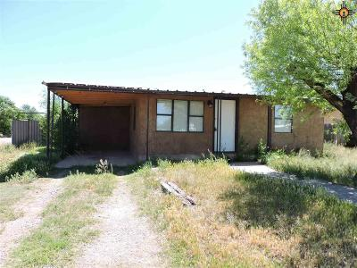 Portales Single Family Home For Sale: 1324 N Ave B