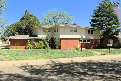 Clovis Single Family Home For Sale: 2813 Axtell