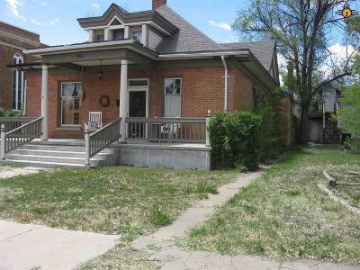 Las Vegas Single Family Home For Sale: 911 6th St