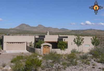 Sierra County Single Family Home For Sale: 32 Lagrimas