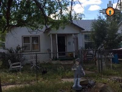 Clovis Single Family Home For Sale: 1420 Ross St