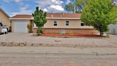 Grants Single Family Home For Sale: 944 Elm Dr