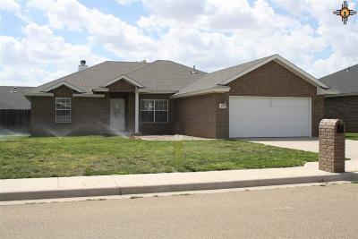 Clovis Single Family Home For Sale: 4512 Sandstone