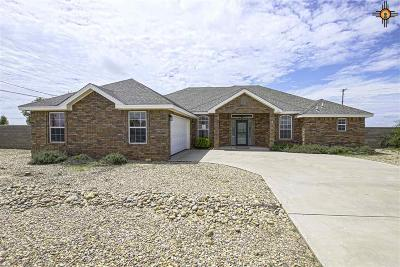 Portales Single Family Home For Sale: 2244 Boxwood Circle
