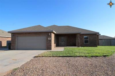 Clovis Single Family Home For Sale: 205 Almond Tree Lane