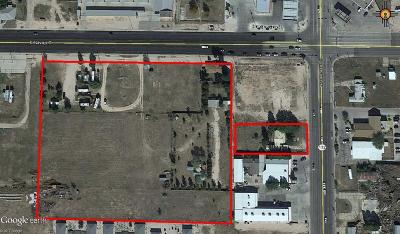 Commercial Lots & Land For Sale: 703 E Navajo Road