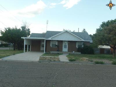 Portales Single Family Home For Sale: 922 W 15th Street