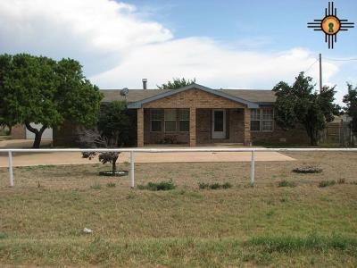 Clovis Single Family Home For Sale: 1081 Cr 16