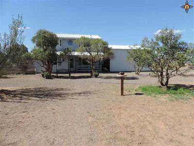 Deming Single Family Home For Sale: 11445 SW Hwy 418