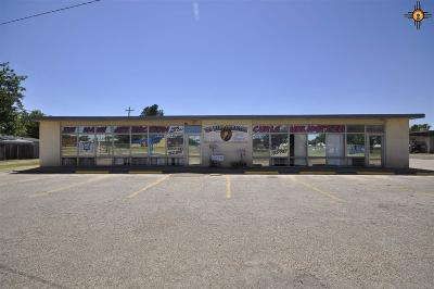 Clovis NM Commercial For Sale: $125,000