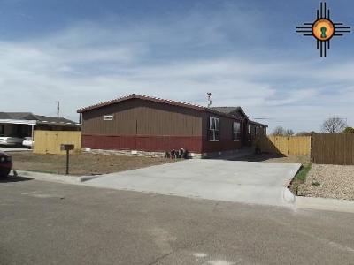 Portales Single Family Home For Sale: 1633 E Brazos