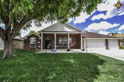 Clovis Single Family Home For Sale: 509 Wrangler Way