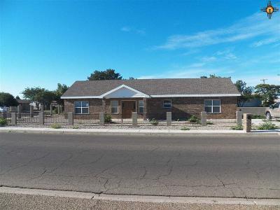 Clovis NM Single Family Home For Sale: $175,000