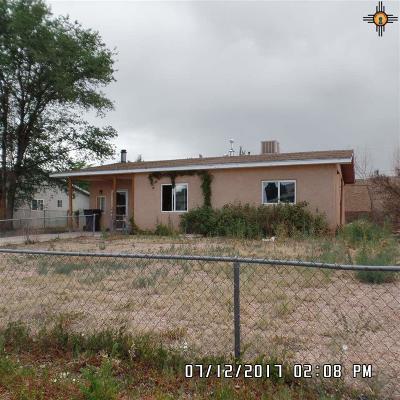 Grants Single Family Home For Sale: 1421 Del Norte Blvd.