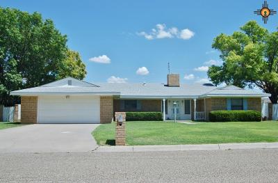 Portales Single Family Home For Sale: 505 E 17th Ln