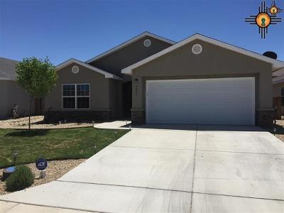 Hobbs NM Single Family Home For Sale: $242,500