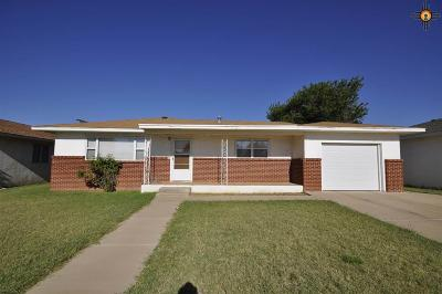 Clovis Single Family Home For Sale: 1408 Brentwood