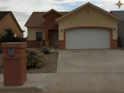Clovis Single Family Home For Sale: 2501 Joe Lane