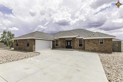 Portales Single Family Home For Sale: 2209 Aspen