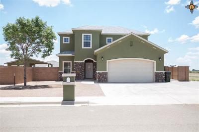 Clovis Single Family Home For Sale: 3101 Sterling