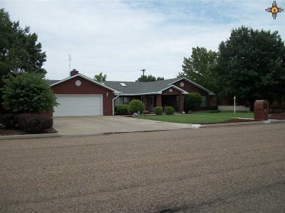 Portales Single Family Home For Sale: 609 E 17th St.