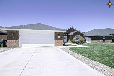 Clovis Single Family Home For Sale: 2324 Flagstone