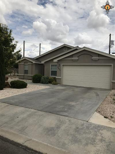 Hobbs NM Single Family Home For Sale: $179,900