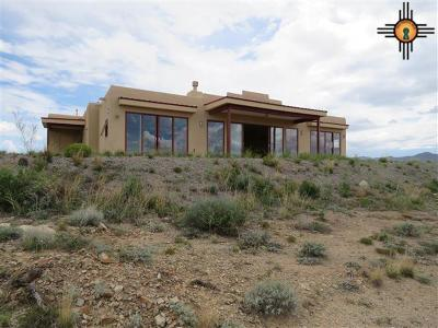 Sierra County Single Family Home For Sale: 56 Meritage