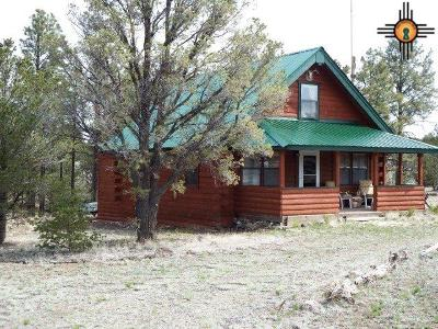 Catron County Single Family Home For Sale: 154 El Caso Road