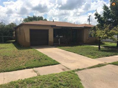 Single Family Home Sold: 124 N Houston