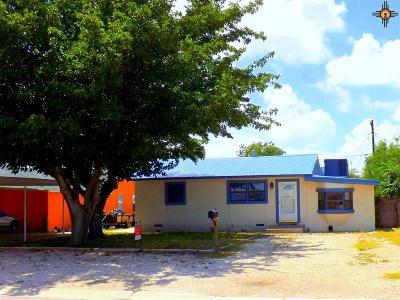 Lovington Single Family Home For Sale: 603 N 1st Street