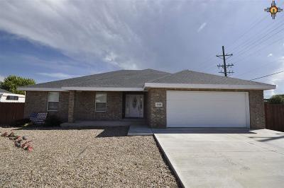 Clovis Single Family Home For Sale: 2101 Jadyn Lane