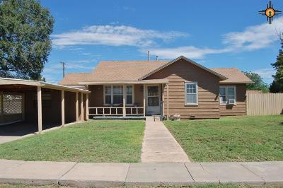 Portales Single Family Home For Sale: 912 W 17th St