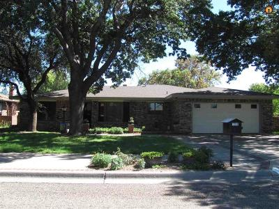 Clovis Single Family Home For Sale: 1209 Lexington