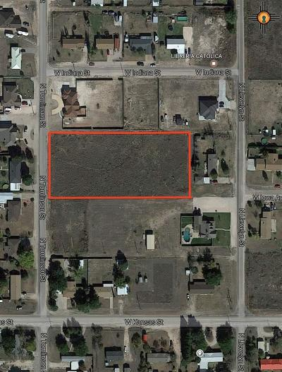 Hobbs Residential Lots & Land For Sale: Tomlinson