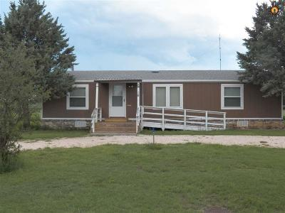 Clovis NM Manufactured Home For Sale: $65,000