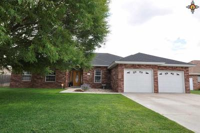 Clovis NM Single Family Home For Sale: $274,900