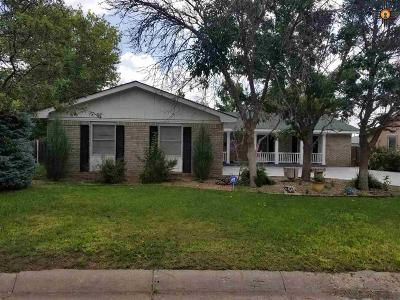 Portales Single Family Home For Sale: 1411 S Abilene