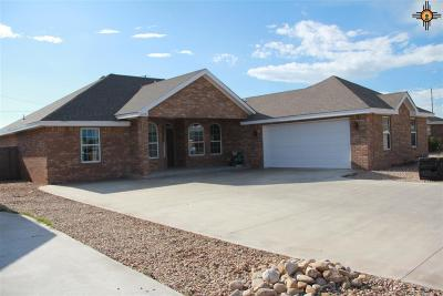 Portales Single Family Home For Sale: 2218 Boxwood