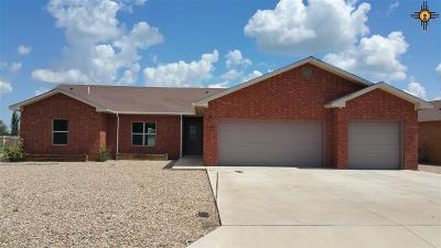 Portales Single Family Home For Sale: 104 N Ave S
