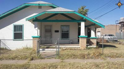 Portales Single Family Home For Sale: 114 W 4th Street