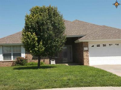 Clovis Single Family Home For Sale: 2312 Reese Drive