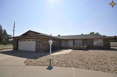 Clovis NM Single Family Home For Sale: $159,995