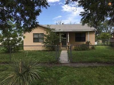 Portales Single Family Home For Sale: 101 S Globe