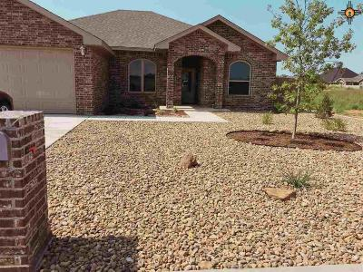 Portales Single Family Home For Sale: 1216 Oakwood Circle