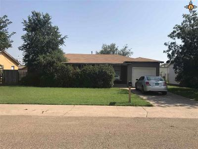 Clovis Single Family Home For Sale: 113 Plaza