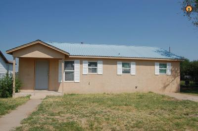 Portales Single Family Home For Sale: 1808 W 17th Ln
