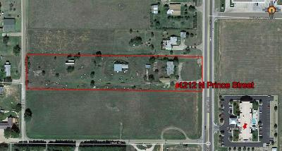 Clovis Residential Lots & Land For Sale: 4212 N Prince