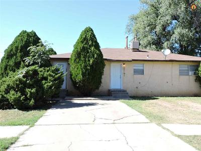 Clovis Multi Family Home For Sale: 900 Axtell